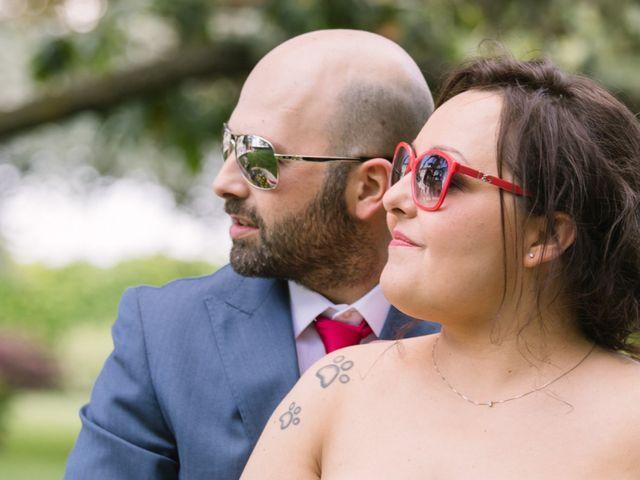 Il matrimonio di Fabio e Alice a Casaleone, Verona 93