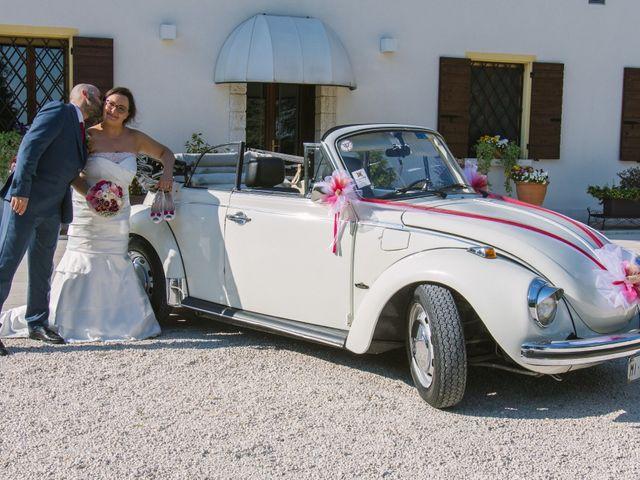Il matrimonio di Fabio e Alice a Casaleone, Verona 109