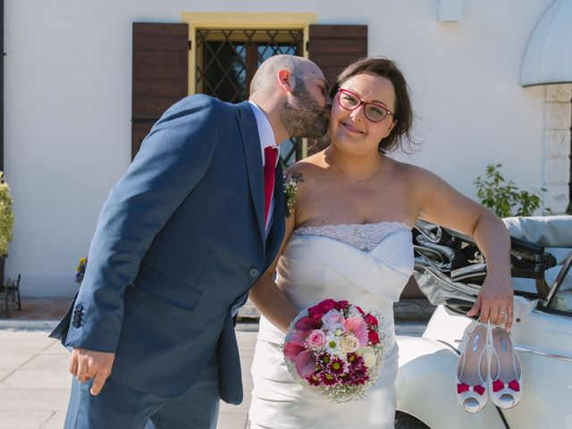 Il matrimonio di Fabio e Alice a Casaleone, Verona 110