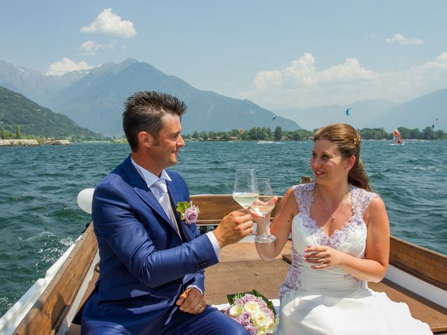 le nozze di Marina e Marco