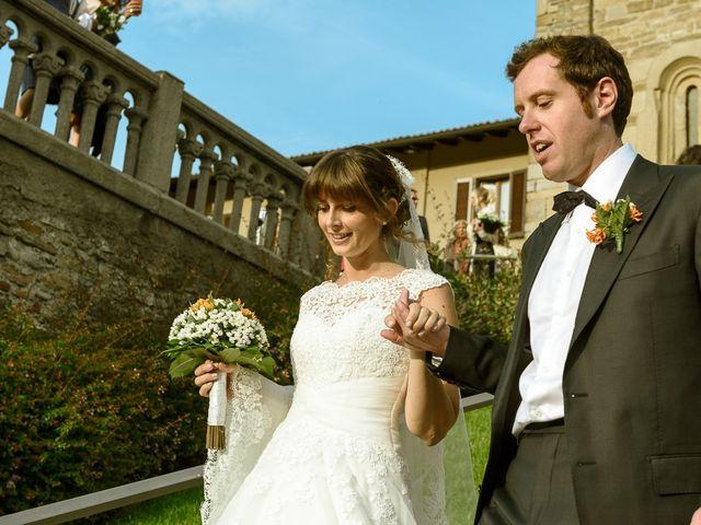 le nozze di Giulia e Luca