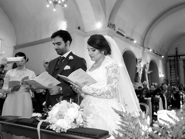 Il matrimonio di Mauro e Giorgia a Domusnovas, Cagliari 7