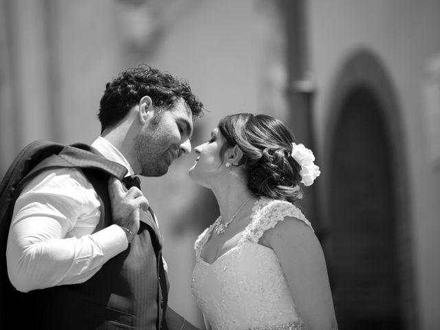 Il matrimonio di Mauro e Giorgia a Domusnovas, Cagliari 8