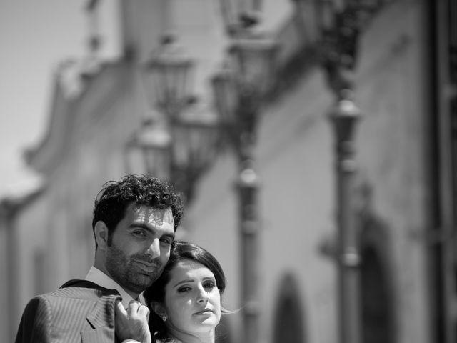 Il matrimonio di Mauro e Giorgia a Domusnovas, Cagliari 9