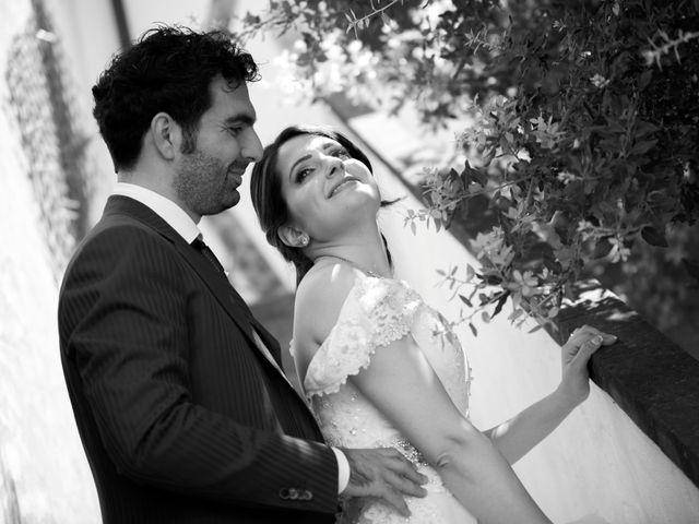 Il matrimonio di Mauro e Giorgia a Domusnovas, Cagliari 10