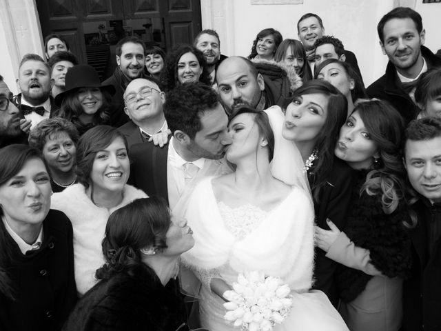Il matrimonio di Vincenzo e Giovanna a Bitonto, Bari 1