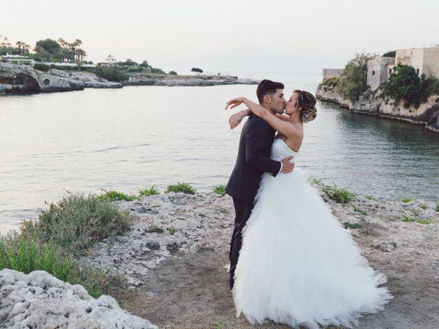 Le nozze di Irene e Santo