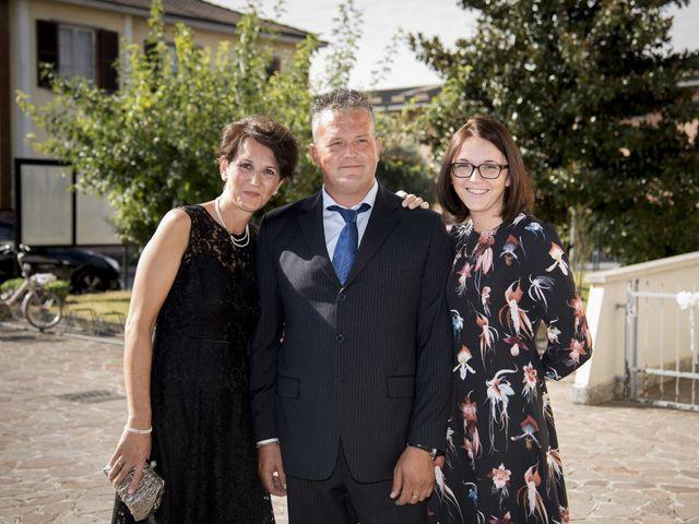 Il matrimonio di Marco e Francesca a Rivolta d'Adda, Cremona 7