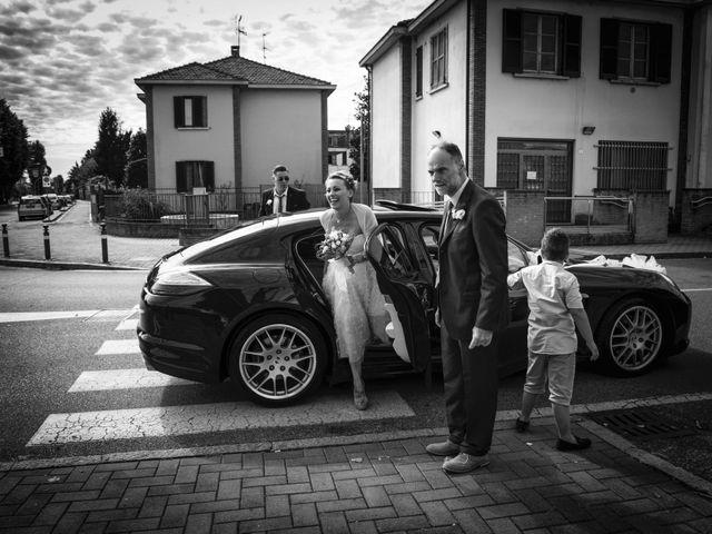 Il matrimonio di Marco e Francesca a Rivolta d'Adda, Cremona 14