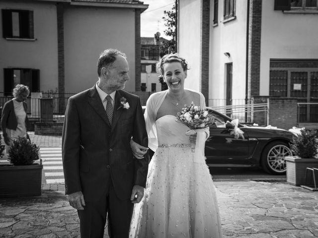 Il matrimonio di Marco e Francesca a Rivolta d'Adda, Cremona 16