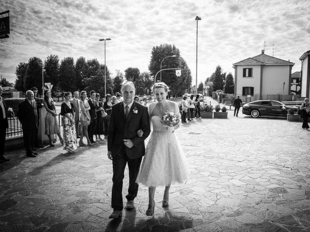 Il matrimonio di Marco e Francesca a Rivolta d'Adda, Cremona 17