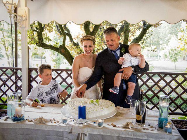 Il matrimonio di Marco e Francesca a Rivolta d'Adda, Cremona 86