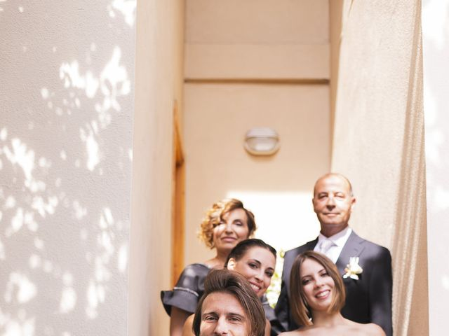 Il matrimonio di Riccardo e Elena a Spoleto, Perugia 15