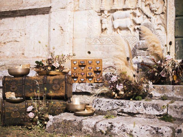 Il matrimonio di Riccardo e Elena a Spoleto, Perugia 22