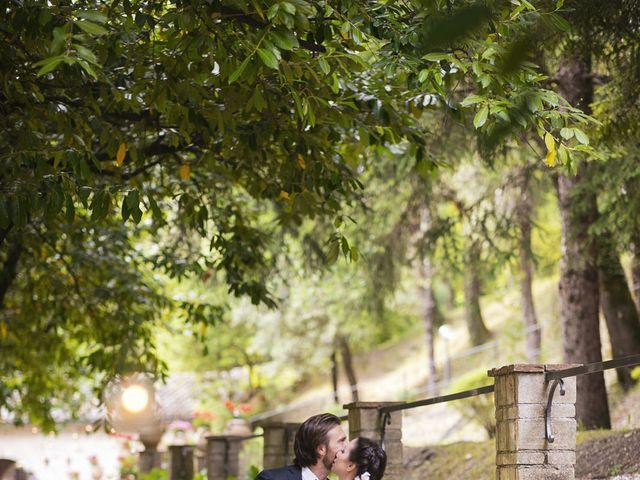 Il matrimonio di Riccardo e Elena a Spoleto, Perugia 70