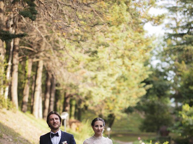Il matrimonio di Riccardo e Elena a Spoleto, Perugia 76