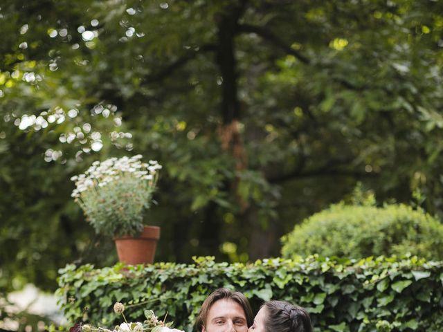 Il matrimonio di Riccardo e Elena a Spoleto, Perugia 80