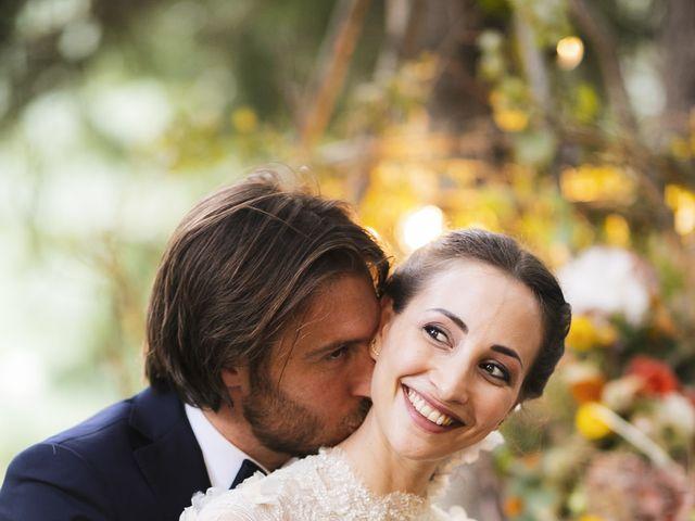 Il matrimonio di Riccardo e Elena a Spoleto, Perugia 1