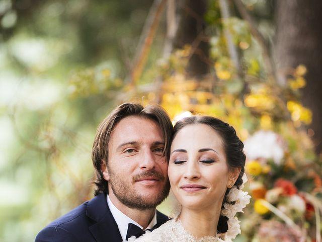 Il matrimonio di Riccardo e Elena a Spoleto, Perugia 91