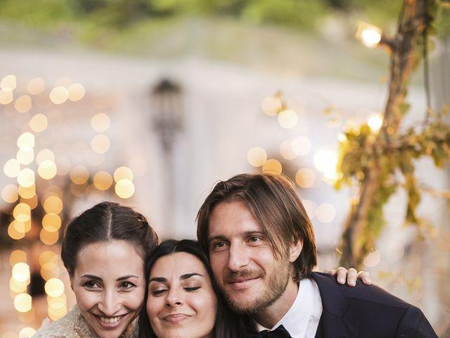 Il matrimonio di Riccardo e Elena a Spoleto, Perugia 117