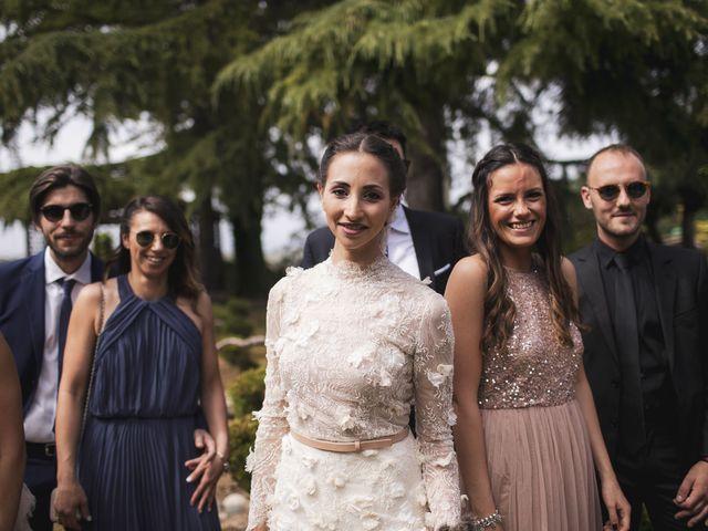 Il matrimonio di Riccardo e Elena a Spoleto, Perugia 135