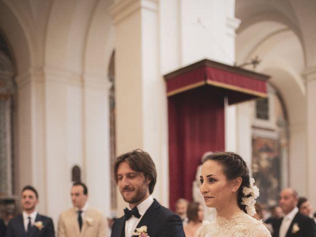 Il matrimonio di Riccardo e Elena a Spoleto, Perugia 145
