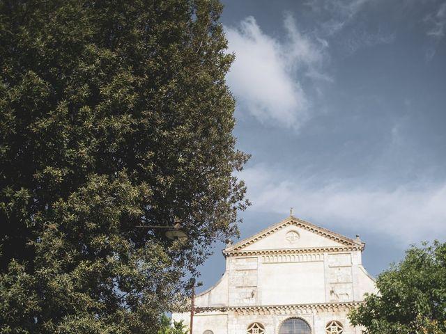 Il matrimonio di Riccardo e Elena a Spoleto, Perugia 146