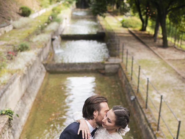 Il matrimonio di Riccardo e Elena a Spoleto, Perugia 152
