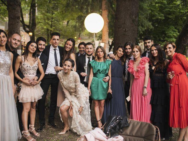 Il matrimonio di Riccardo e Elena a Spoleto, Perugia 160