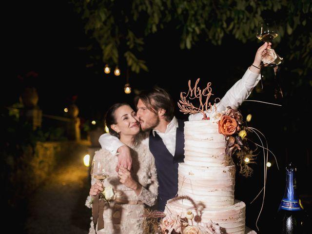 Il matrimonio di Riccardo e Elena a Spoleto, Perugia 166