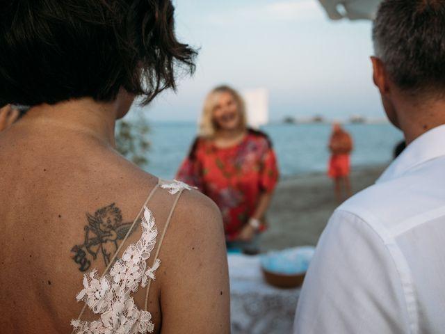 Il matrimonio di Emiliano e Valentina a Cesenatico, Forlì-Cesena 30