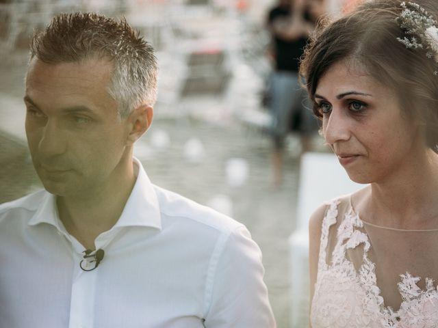 Il matrimonio di Emiliano e Valentina a Cesenatico, Forlì-Cesena 36