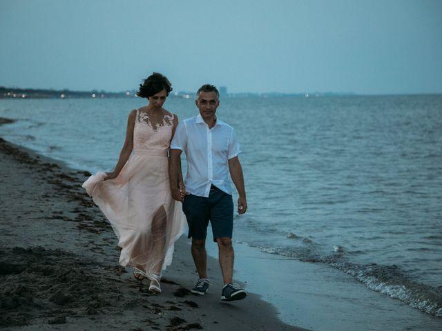 Il matrimonio di Emiliano e Valentina a Cesenatico, Forlì-Cesena 45