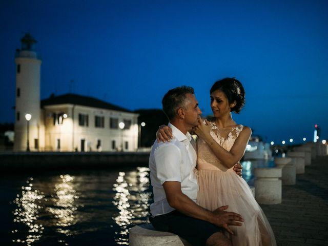 Il matrimonio di Emiliano e Valentina a Cesenatico, Forlì-Cesena 48