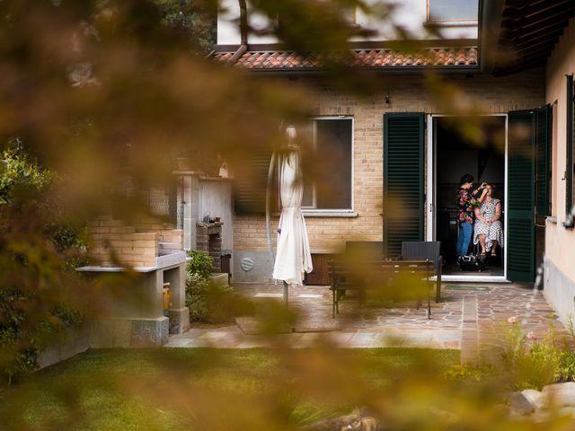 Il matrimonio di Michael e Marta a Piacenza, Piacenza 11