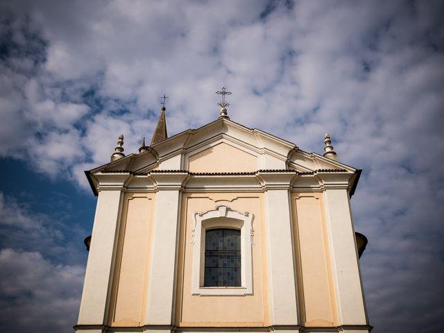 Il matrimonio di Michael e Marta a Piacenza, Piacenza 12