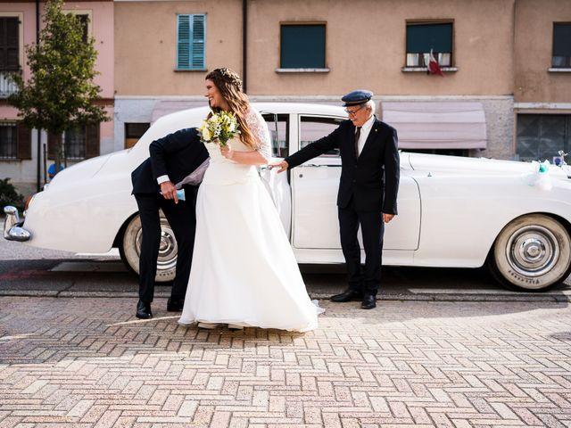 Il matrimonio di Michael e Marta a Piacenza, Piacenza 15
