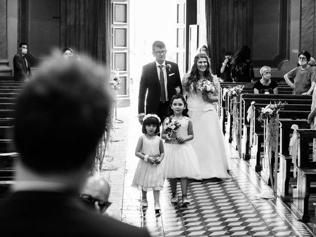 Il matrimonio di Michael e Marta a Piacenza, Piacenza 17