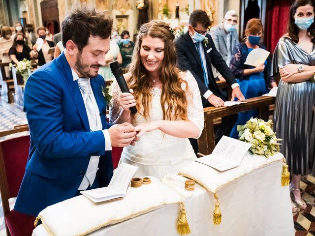 Il matrimonio di Michael e Marta a Piacenza, Piacenza 20