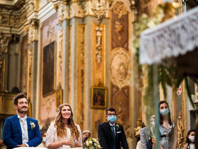 Il matrimonio di Michael e Marta a Piacenza, Piacenza 22