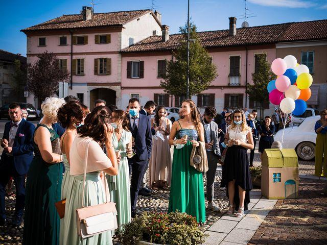 Il matrimonio di Michael e Marta a Piacenza, Piacenza 24