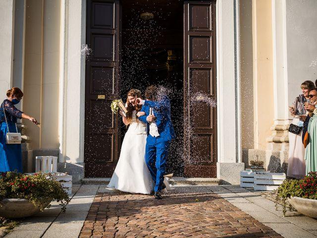 Il matrimonio di Michael e Marta a Piacenza, Piacenza 25