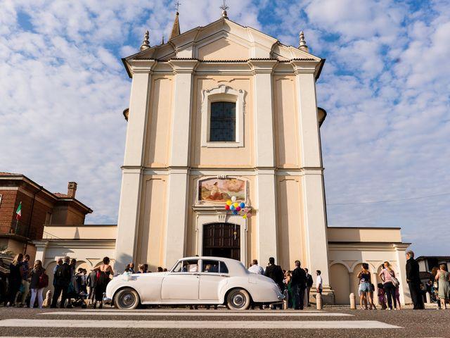 Il matrimonio di Michael e Marta a Piacenza, Piacenza 29