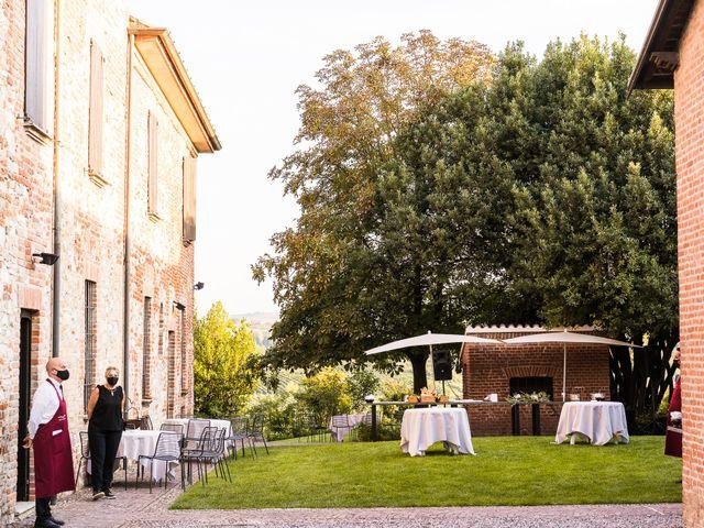 Il matrimonio di Michael e Marta a Piacenza, Piacenza 33