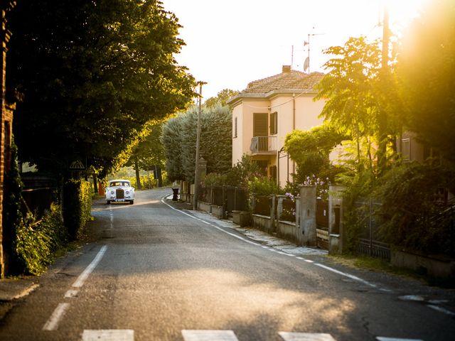 Il matrimonio di Michael e Marta a Piacenza, Piacenza 36