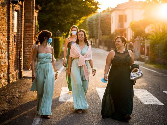Il matrimonio di Michael e Marta a Piacenza, Piacenza 37