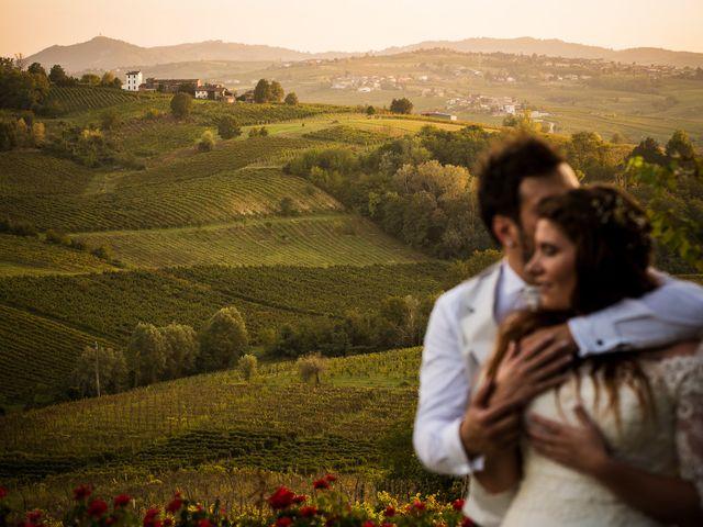 Le nozze di Marta e Michael