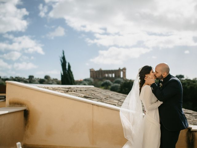 Il matrimonio di Paola e Gianluigi a Agrigento, Agrigento 28