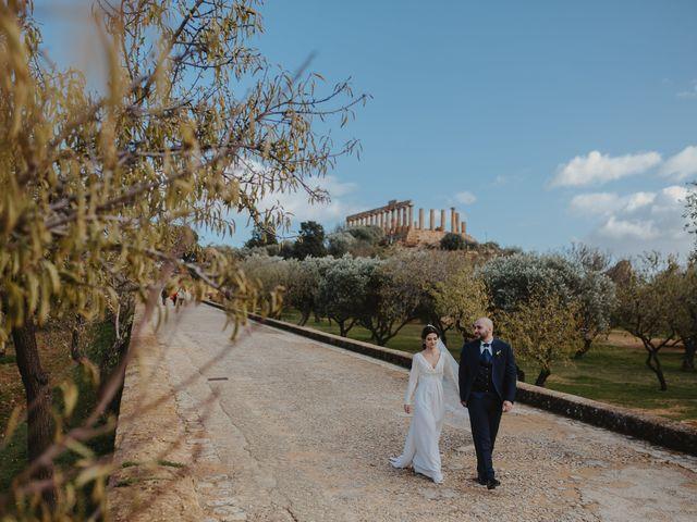 Il matrimonio di Paola e Gianluigi a Agrigento, Agrigento 31