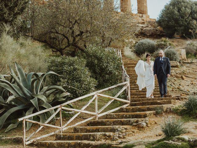 Il matrimonio di Paola e Gianluigi a Agrigento, Agrigento 35